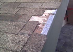 Handling A Roof Emergency